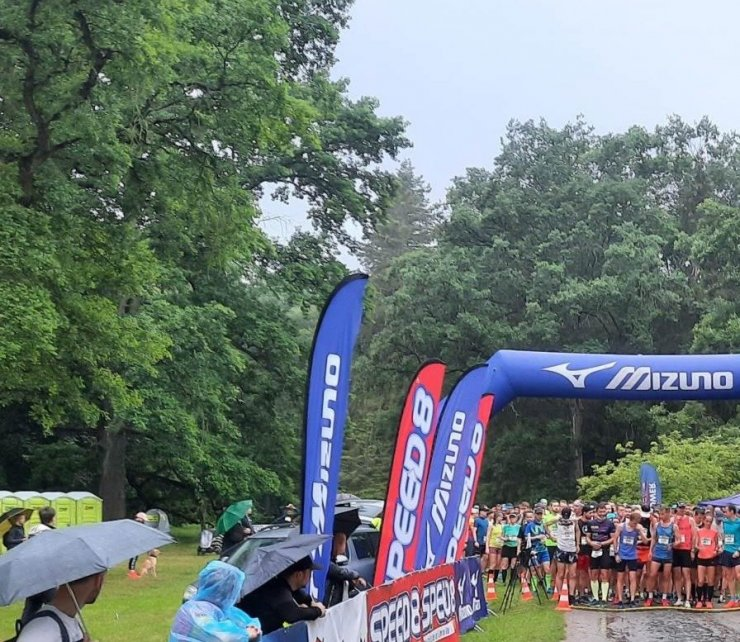 Mizuno Prague Park Race