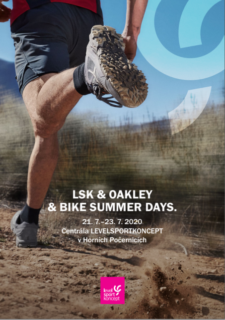 LSK&OAKLEY&BIKE Summer Days